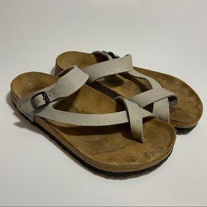 Birki's by Birkenstock Lennox sandal size 8